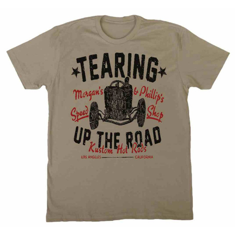 Tearing Up the Road T-Shirt