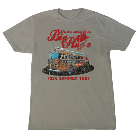 Ray's Big Band Tour T-Shirt