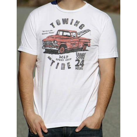 Towing & Tire  T-Shirt