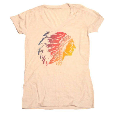 Ombre Chief Head T-Shirt