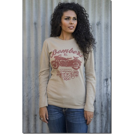 Bombers Motorcycle Club Long-Sleeve T-Shirt