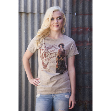 Vintage Cowgirl Original Cowgirl T-Shirt