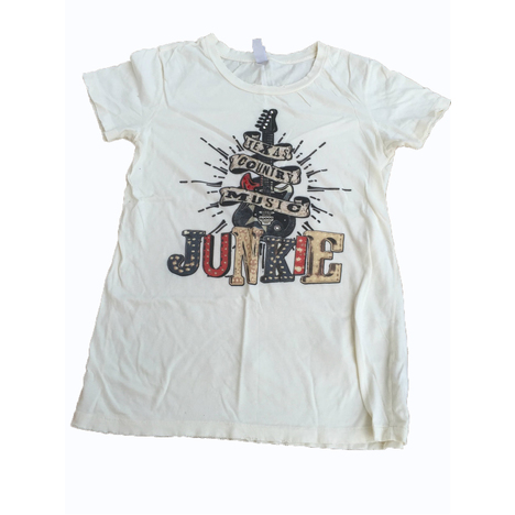Texas Country Music Junkie T-Shirt