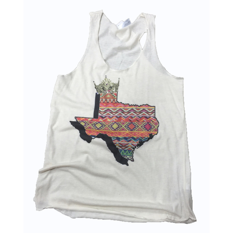 Aztec Texas Tank Top