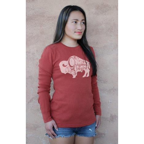 Buffalo Gal Long-Sleeve T-Shirt