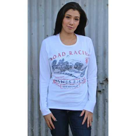Mines Field Road Race Long-Sleeve T-Shirt