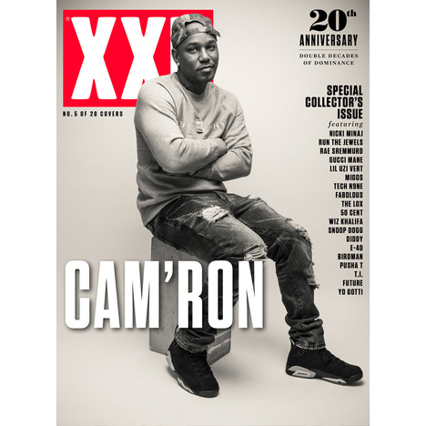 Cam'ron - 20th Anniversary Cover