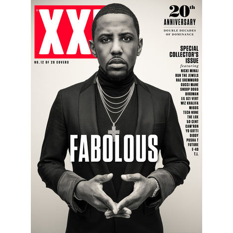 Fabolous - 20th Anniversary Cover