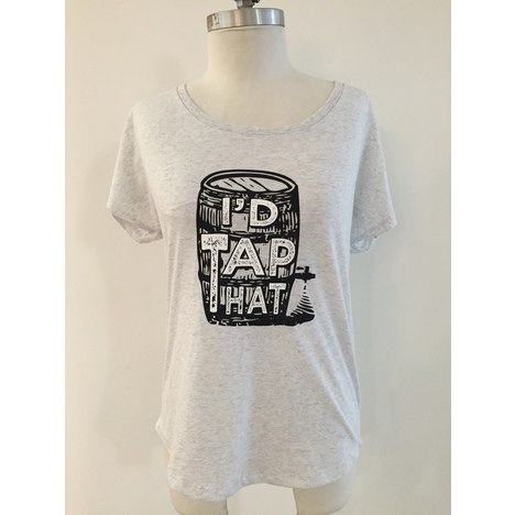 I'd Tap That Women's Dolman T-Shirt