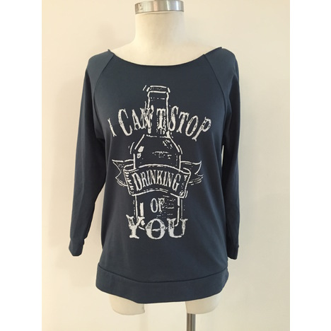I Can't Stop Drinking of You Women's Raglan T-Shirt