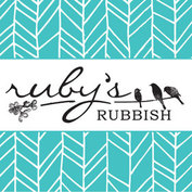Ruby's Rubbish Brand Logo