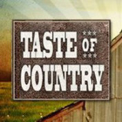 Taste of Country Brand Logo