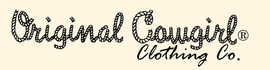 Original Cowgirl Clothing Co. Brand Logo
