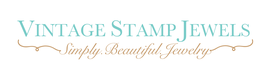 Vintage Stamp Jewels Brand Logo